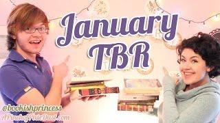 January TBR   BookishPrincess