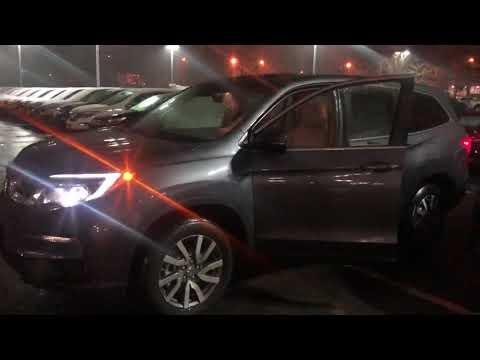 2019 Honda Pilot EXL/NR demo for Rafael