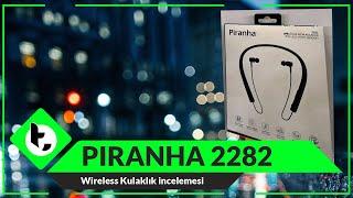 Piranha 2282 BT Kablosz Sporcu Kulaklık İncelemesi #A101 #KullandıkçaNeOluyor