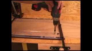 Newwoodworker Review: Rockler Pro Shelf Drilling Jig