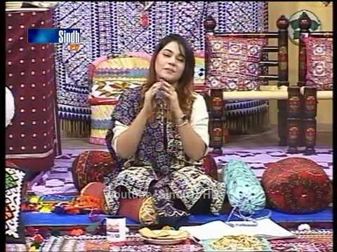 Sindh Tv Song - Aitbar Karen Singer Sanam Marvi - HQ -SindhTVHD