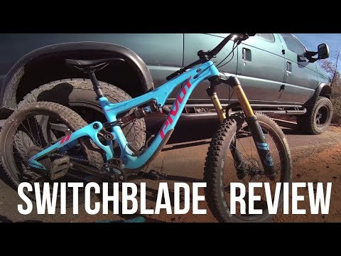 Pivot Switchblade Review - First Impressions - Presented by Steve