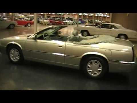"""*SOLD* 1997 Cadillac Eldorado Convertible """"Drop top Caddy ..."""