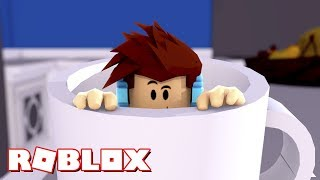 ROBLOX-Hide HIDES in the KITCHEN!!