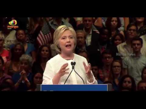 Hillary Clinton Victory Speech | Hillary Gets Democratic Presidential Nomination | US | Mango News
