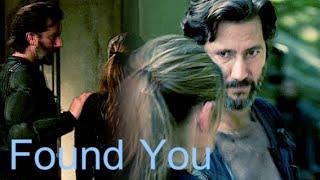 Kane & Abby [The 100] - Found You [3x03]