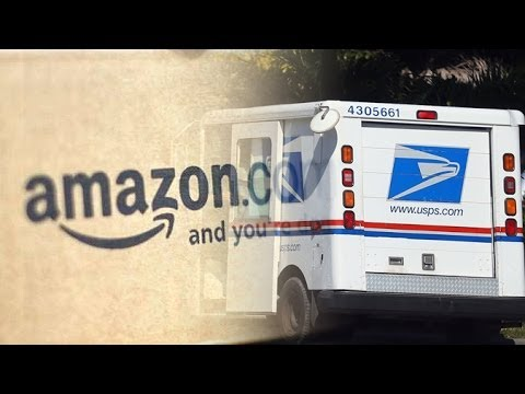 Postal Service Strikes Sunday Delivery Deal With Amazon