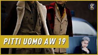 Reacting To The Best Street Style At Pitti Uomo 95 | Men's Fashion 2019