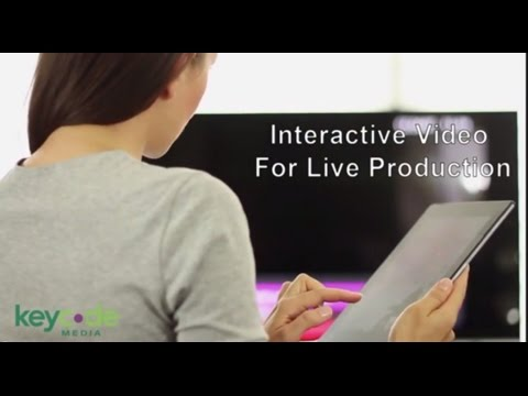 Interactive Video for Live Streaming/Broadcast - Engage Audiences in 2015