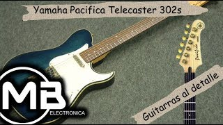 Yamaha Pacifica Telecaster 302s Review