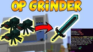 Hypixel Skyblock: OP Leaping Sword Grinder (Fast & EASY) Best way to get leaping sword  (AFK)