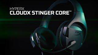 Xbox One対応ヘッドセット – HyperX CloudX Stinger Core