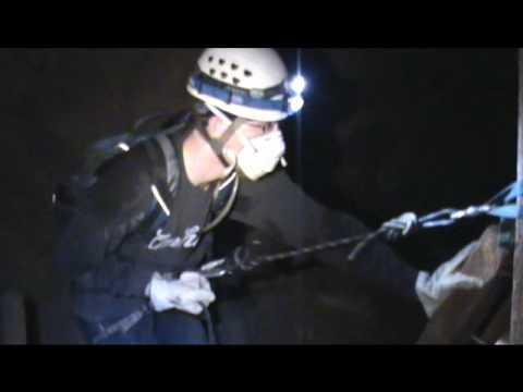 Ken Descends In The War Eagle Mine