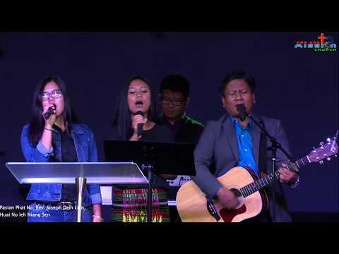 Phatna La  Late:23  Sia Deih Lian, Ruth Huaino, Kari Sen 10012017