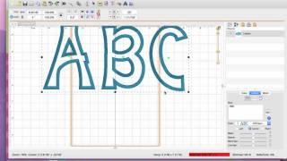 باستخدام BX الملفات مقابل تصميم ملفات زين الخطوط من حكة 2 غرزة في Embrilliance