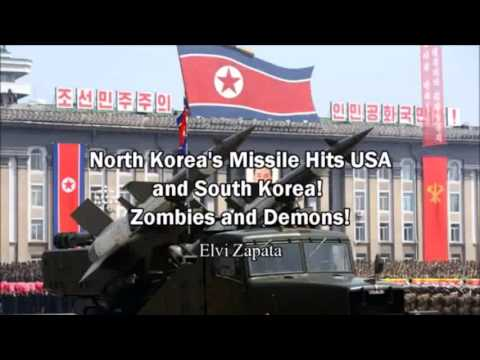 Prophecy--USA's pre-emptive attack on N. Korea starts WW3 in 2017?