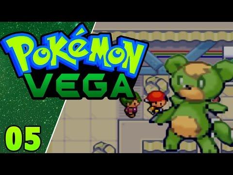Pokemon VEGA ENGLISH (Rom Hack) Part 5 SO CUTE! Gameplay Walkthrough