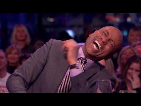 Humberto komt niet meer bij na awkward opmerking - RTL LATE NIGHT