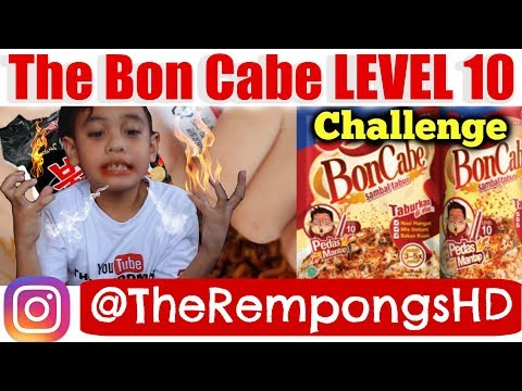 Bon Cabe Challange Level 10  TheRempongs