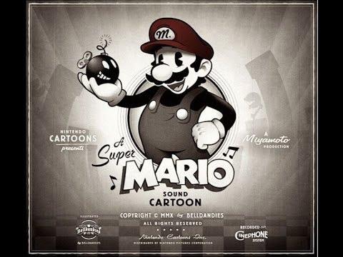 Кладовая Настольгмана(история серии игр о Марио). Теперь в  VHS