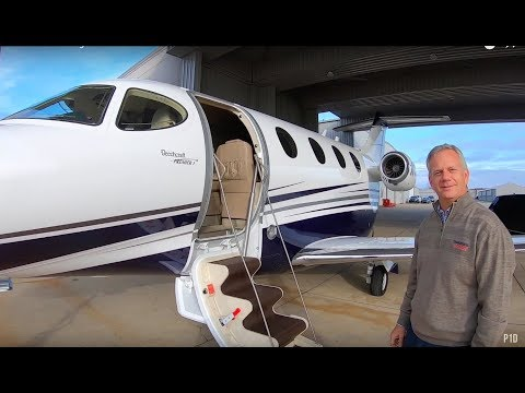 Private Jet Ride Along- Blake's Flight