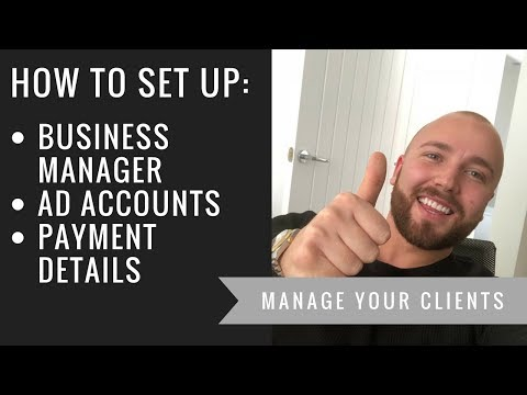 How to Set Up Social Media Marketing Clients! Step by Step