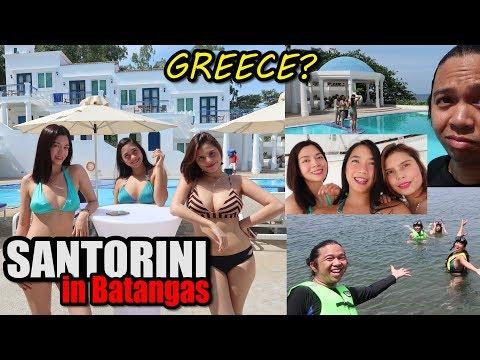 SANTORINI, GREECE sa BATANGAS