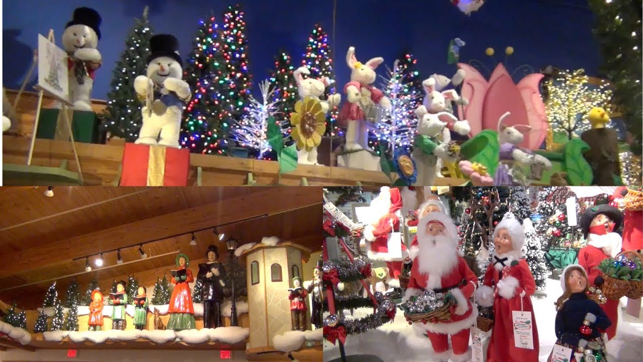 bronners christmas wonderland in frankenmuth mi the worlds largest christmas store