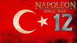 Napoleon Total War - Imperium Osmańskie #12 (Gameplay PL Zagrajmy)