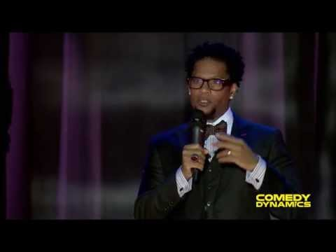 D.L. Hughley - Growing Up Today - YouTube