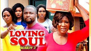 LOVING SOUL SEASON 3 - (New Movie) Mercy Johnson 2019 Latest Nigerian Nollywood Movie Full HD