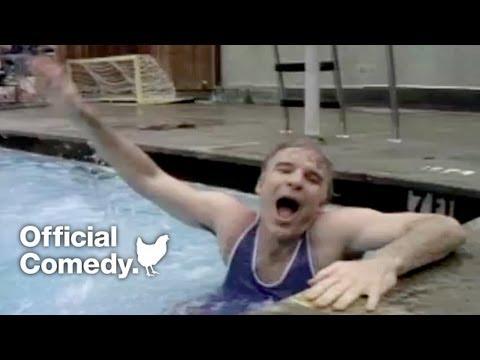 Steve Martin: Expert Diver