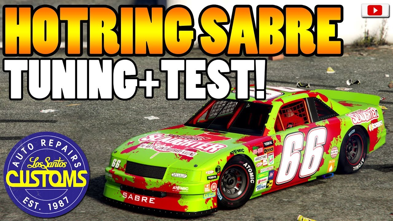 vice city nascar auto hotring sabre tuning test gta. Black Bedroom Furniture Sets. Home Design Ideas