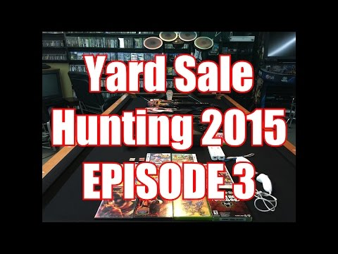 Yardsale finds May 2nd 2015