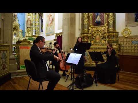 Ave Maria - Caccini - Ao Vivo || 10 de Dezembro 2017 - Serreleis