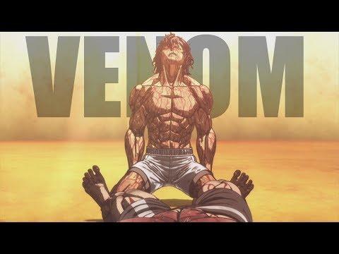 Ohma Vs Raian「Kengan Ashura AMV」- Eminem Venom