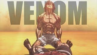Download Ohma Vs Raian「Kengan Ashura AMV」- Eminem Venom