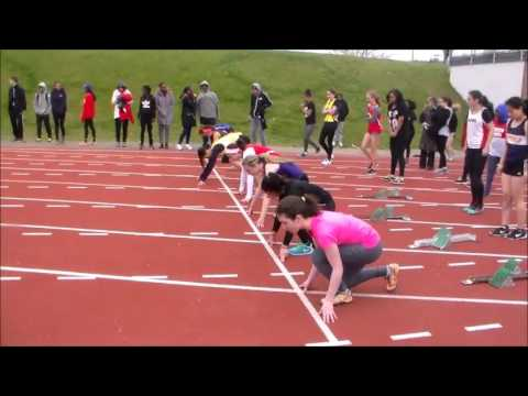 First Track and Field meet