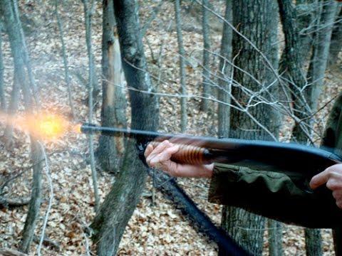 Shotgun blast sound effects - efek suara tembakan