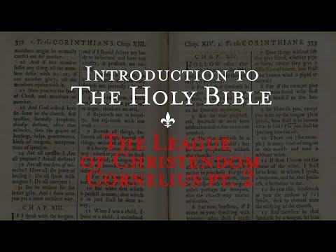 League of Christendom: Cornelius Pt. 2
