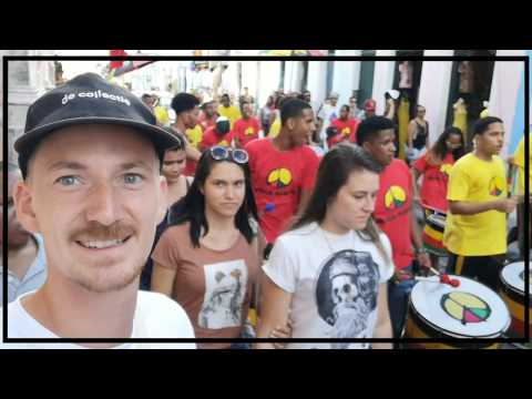 How the Brazilian carnival's band Olodum became a massive
