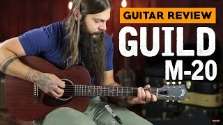 Guild M20 ★ Guitar Review (NAILED it!)