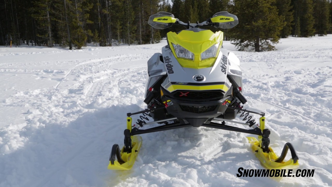 2018 Ski Doo Mxz X Rs 850 Review