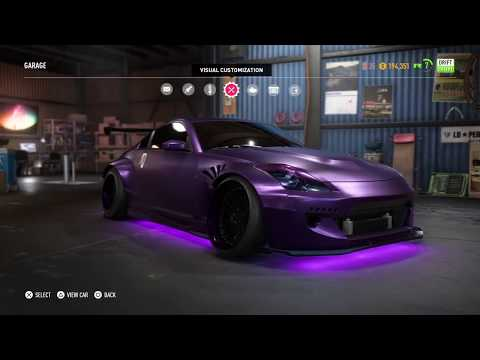 Need For Speed Payback -Fastest Way To Unlock Tires!!!
