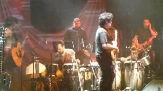 Juanes - Me Enamora Live at Cirque Royal