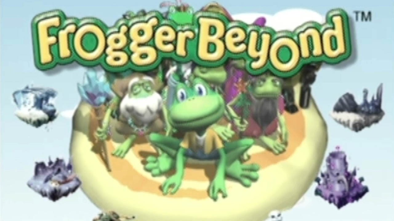 CGR Undertow – FROGGER BEYOND review for Nintendo GameCube