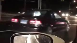 1997 honda civic coupe burnout