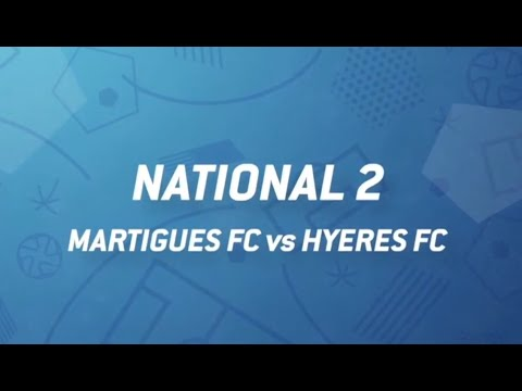 Replay National 2 // J25 // FC Martigues - Hyères FC (3-1)
