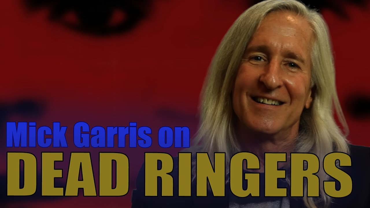 Mick Garris on DEAD RINGERS