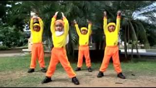 Senam Anak Sholeh Untuk KOBER, PAUD, TK, RA, TPA dan Pre School